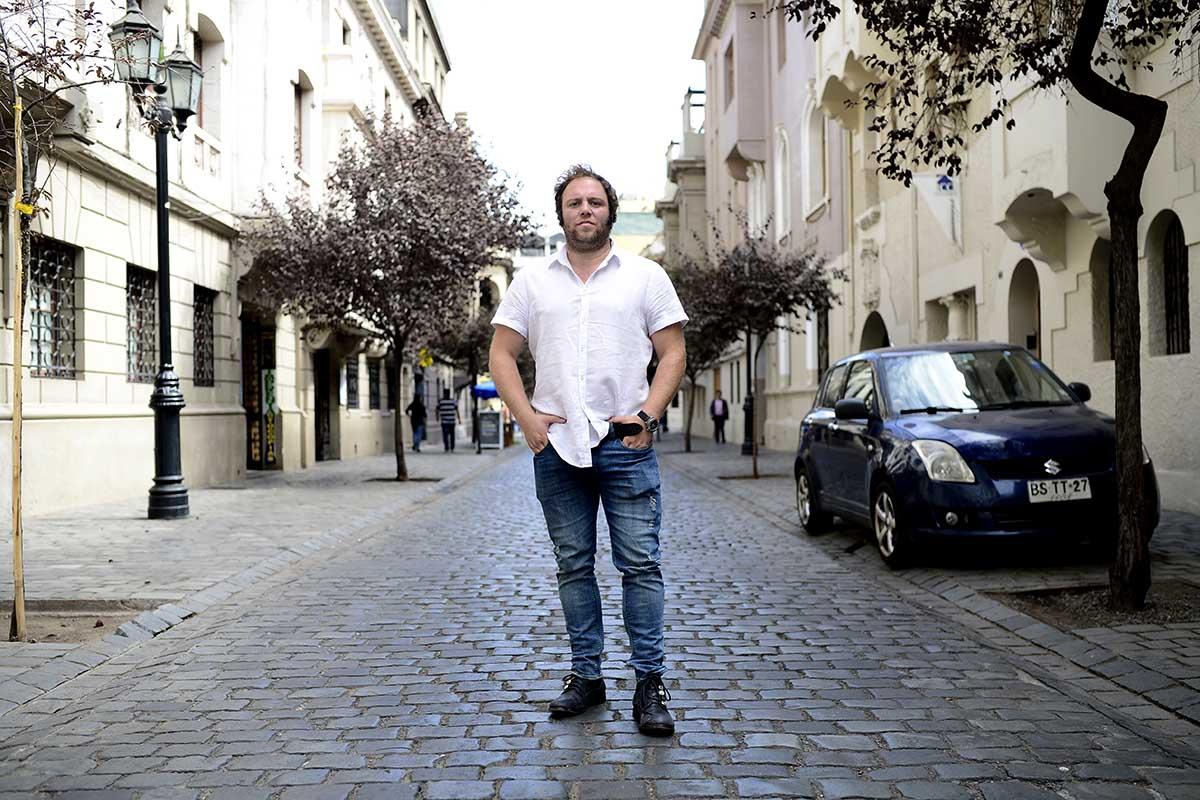 Enzo Langer - emprendedor del mercado inmobiliario