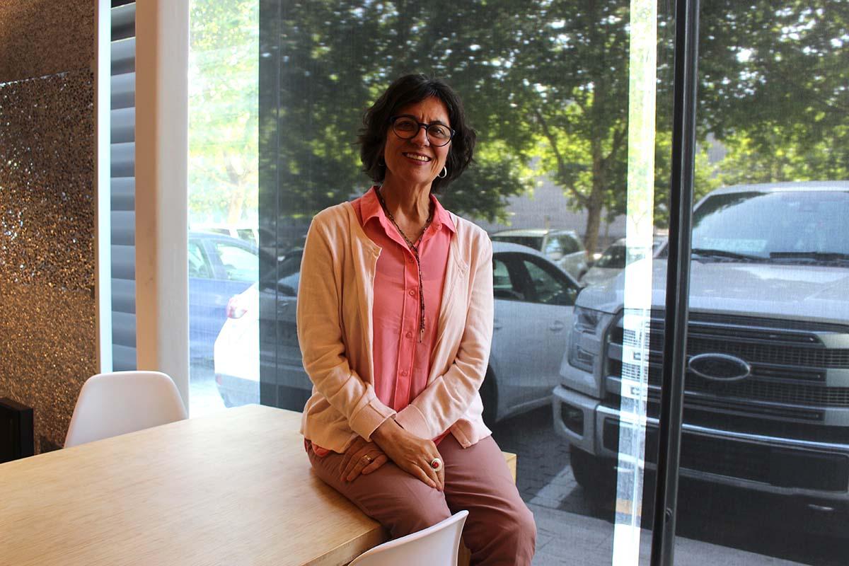 Laura Yáñez, Hunter Douglas Chile
